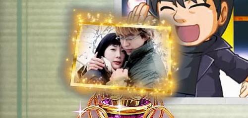 パチンコぱちんこ 冬のソナタ SWEET W HAPPY Versionの写真保留
