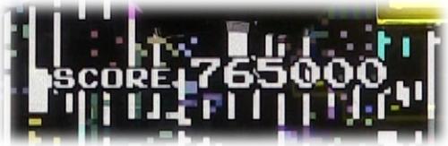 """パチンコPAナムココレクション89ver.のスコア""""765000"""""""