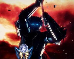 ぱちんこ 新鬼武者 狂鬼乱舞 Light Versionの入賞時フリーズ予告の画像