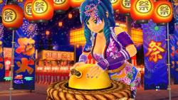 パチンコPAスーパー海物語 IN JAPAN2 金富士 99バージョン打ち上げチャレンジの画像