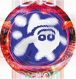 パチンコPAスーパー海物語 IN JAPAN2 金富士 99バージョンジャパンフラッシュの画像