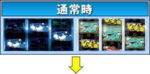 CRドラム海物語 99ver.のゲームフロー