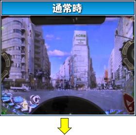 ぱちんこ GANTZのゲームフロー