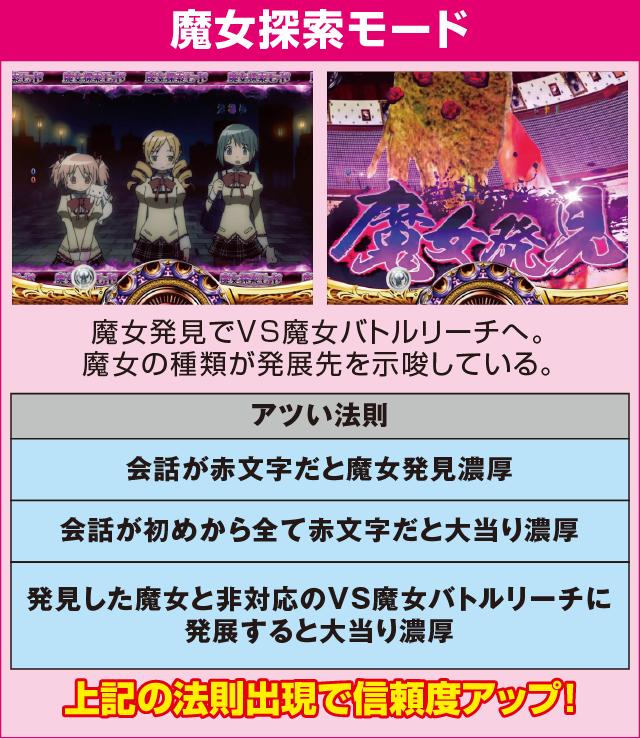 ぱちんこ 魔法少女まどか☆マギカのピックアップポイント