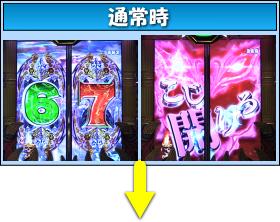Pビッグドリーム2激神のゲームフロー