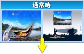 ぱちんこ ウルトラセブン2 Light Versionのゲームフロー