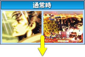 P北斗の拳8覇王のゲームフロー