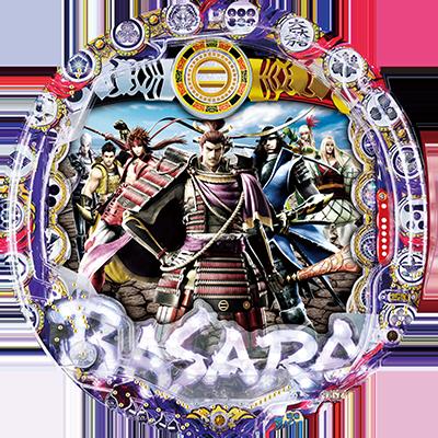 P戦国BASARAのリール