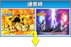 P蒼天の拳 双龍のゲームフロー