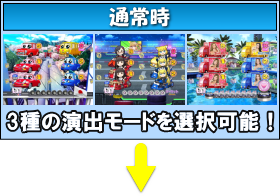 Pぱちんこ 乗物娘 WITH CYBERJAPAN(R)DANCERS M5-K1のゲームフロー
