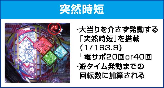 PAドラム海物語IN JAPANのピックアップポイント