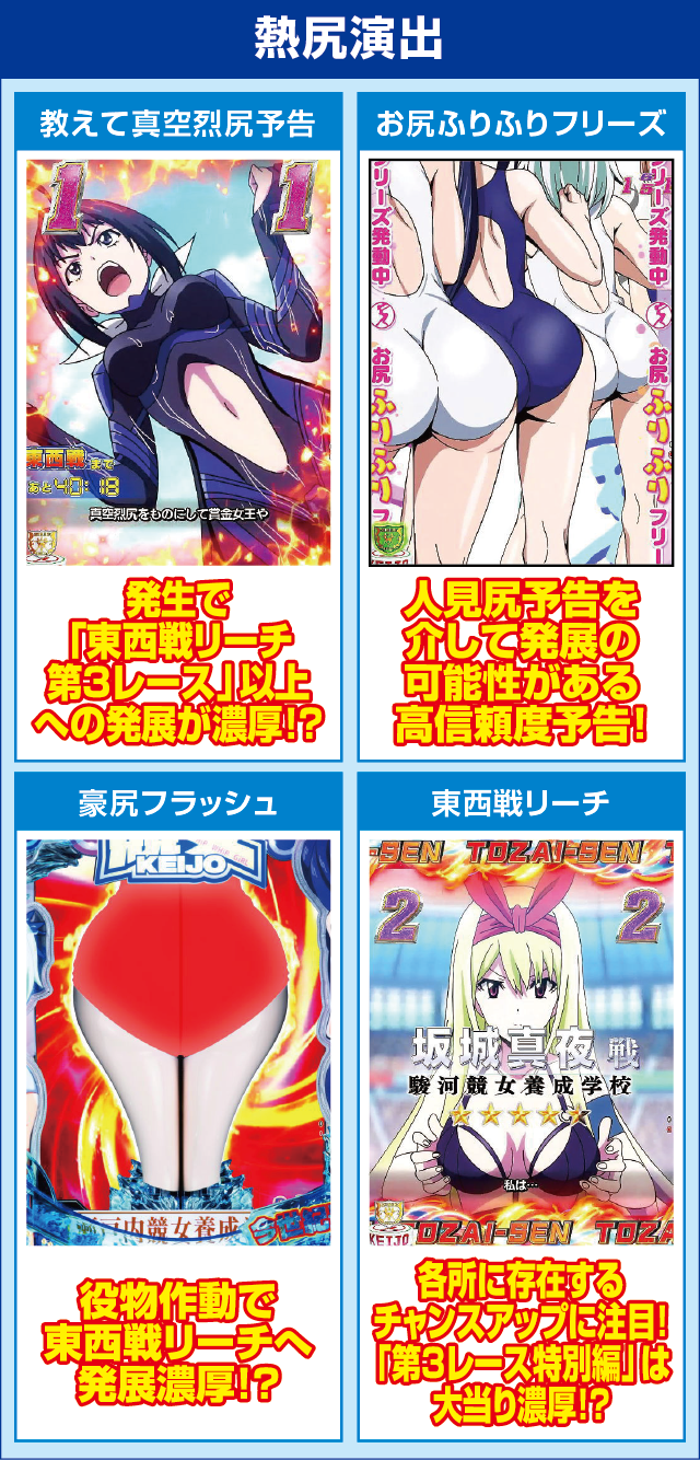 P競女!!!!!!!!-KEIJO-199ver.のピックアップポイント
