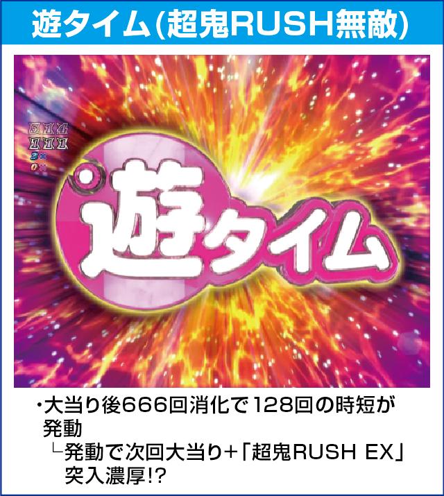 Pリアル鬼ごっこ2 全力疾走チャージ鬼ver.のピックアップポイント