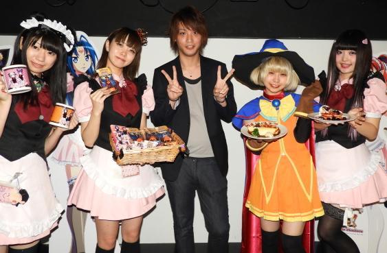 マジカルハロウィン×メイドカフェ in メイドカフェぴなふぉあ壱番星劇場店