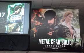 『メタルギア ソリッド スネークイーター』新機種発表会